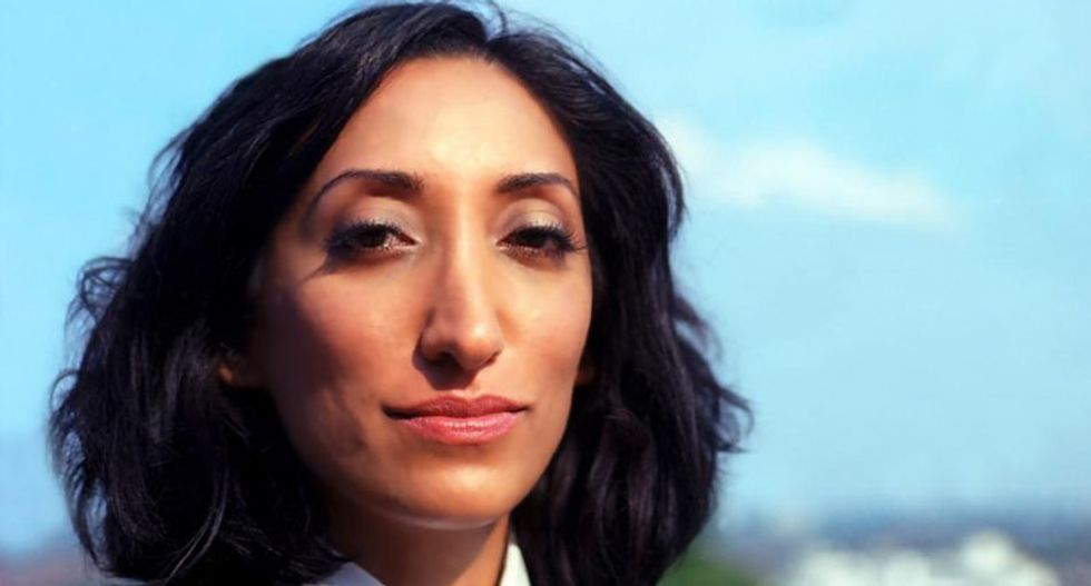 'Horny' jihadi brides are just suckers for hairy bad boys, says Muslim comic