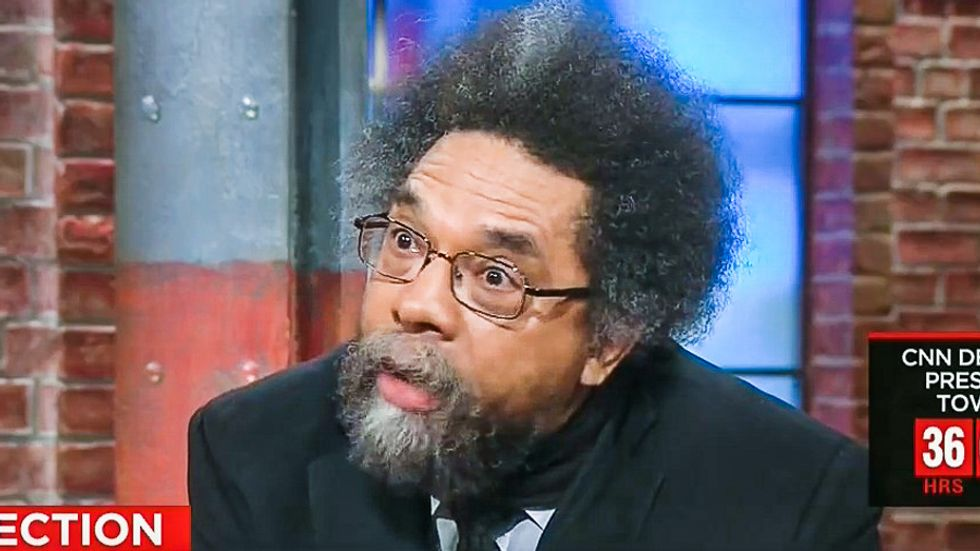 Cornel West: 'Sister Hillary Clinton is the Milli Vanilli of American politics'