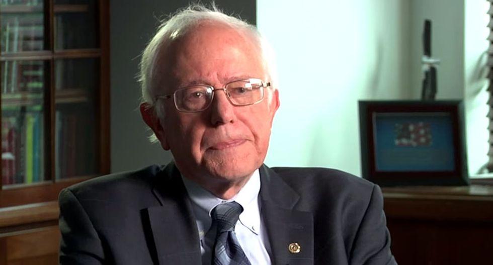 Senator for Sandy Hook families attacks Bernie Sanders' record on guns
