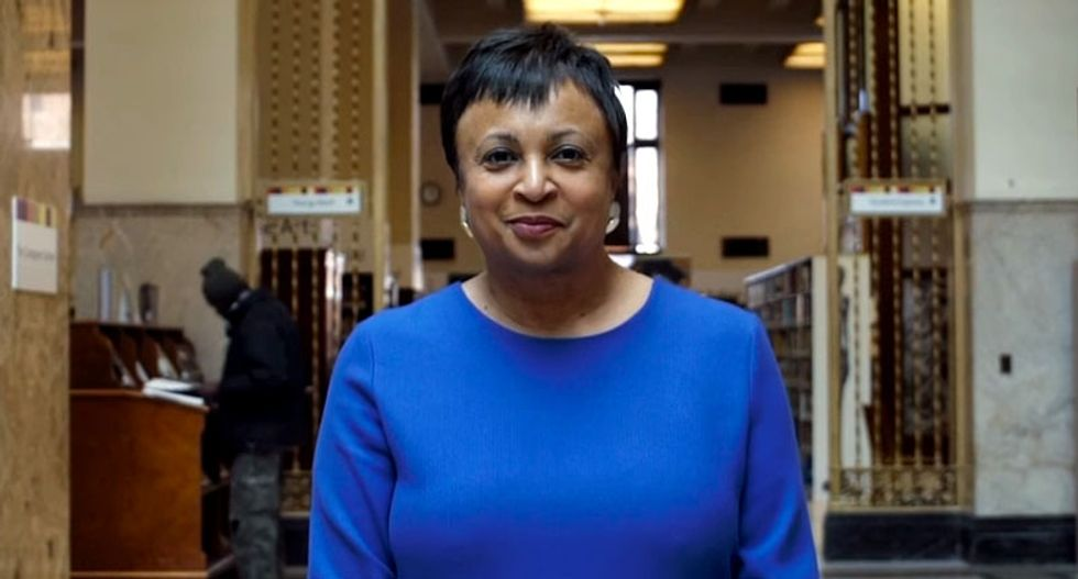 Obama names first African-American, woman to be Librarian of Congress