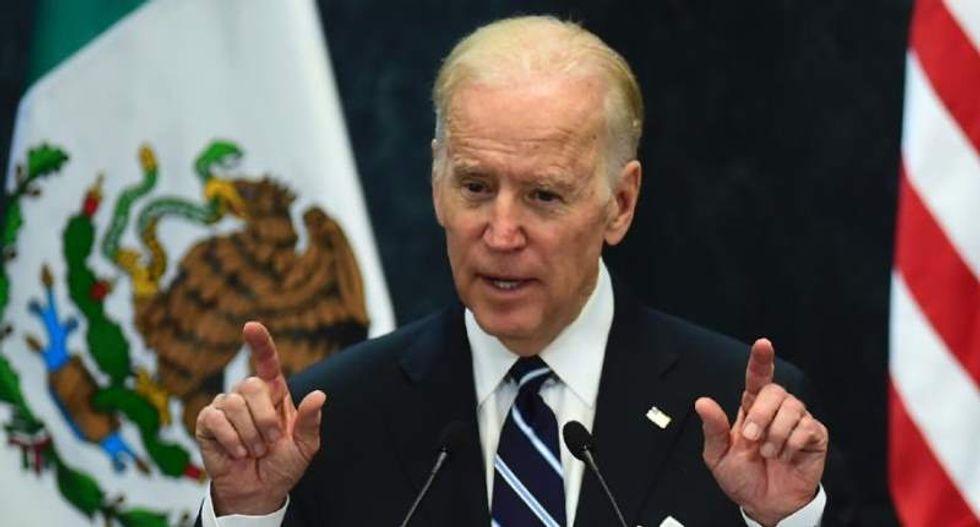 Joe Biden makes surprise visit to Baghdad for talks with officials