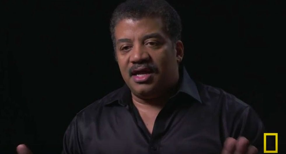 Neil deGrasse Tyson explains why 2016's Leap Year will lead to a cosmic 'over-correction'