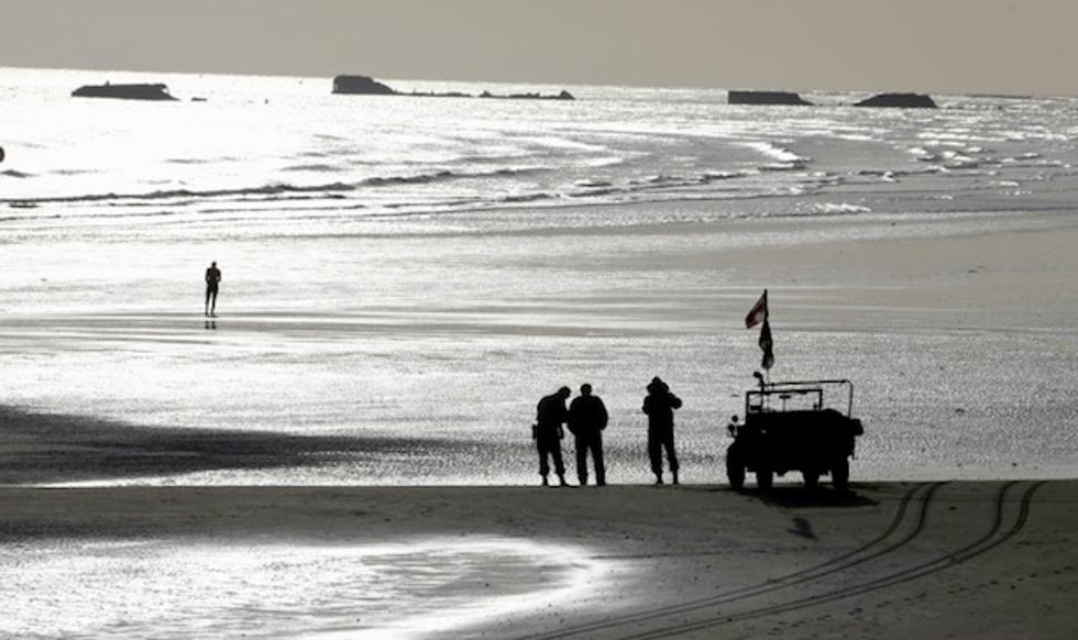 Inflatable tanks and 'fake news': the little-known side of D-Day