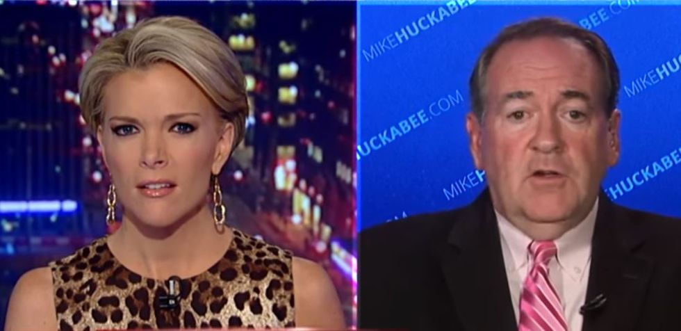 Megyn Kelly scorches Mike Huckabee in blistering interview about Trump: He heard 'David Duke' and you know it