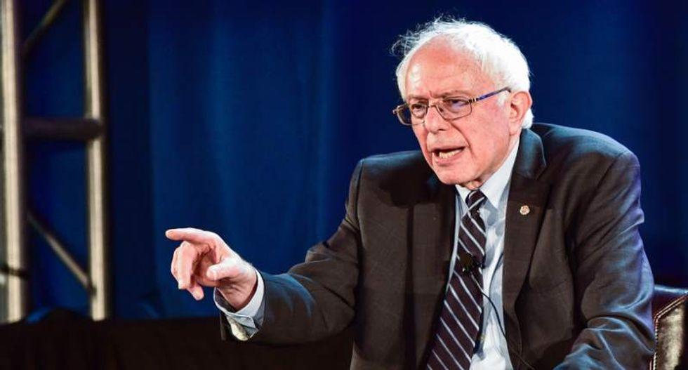Bernie Sanders wins Rhode Island Democratic primary