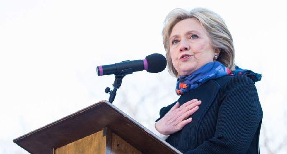 Hillary Clinton wins Democratic primary in Texas