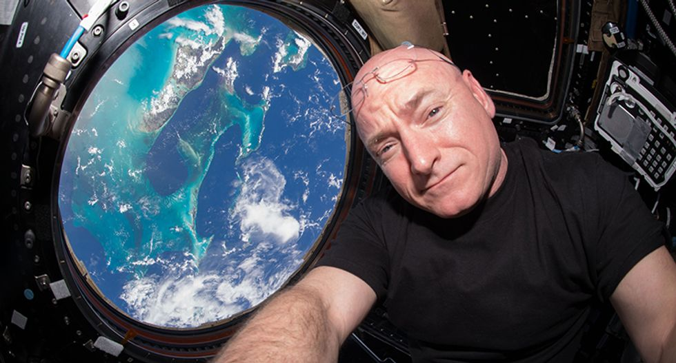 Scott Kelly and ISS crew head home after record-setting mission in US spaceflight