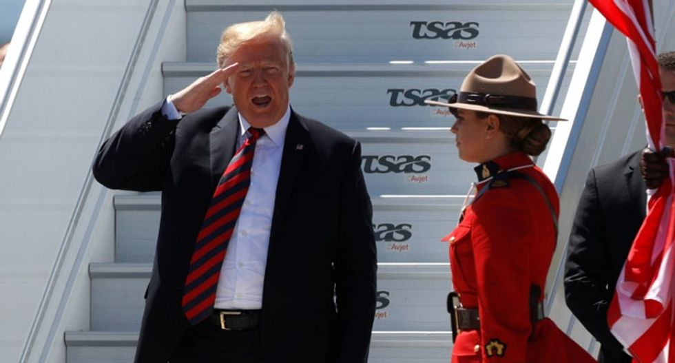 Trump ridiculed by Canadian premier over disastrous tariff debacle: 'He's hurting the U.S. more than Canada'