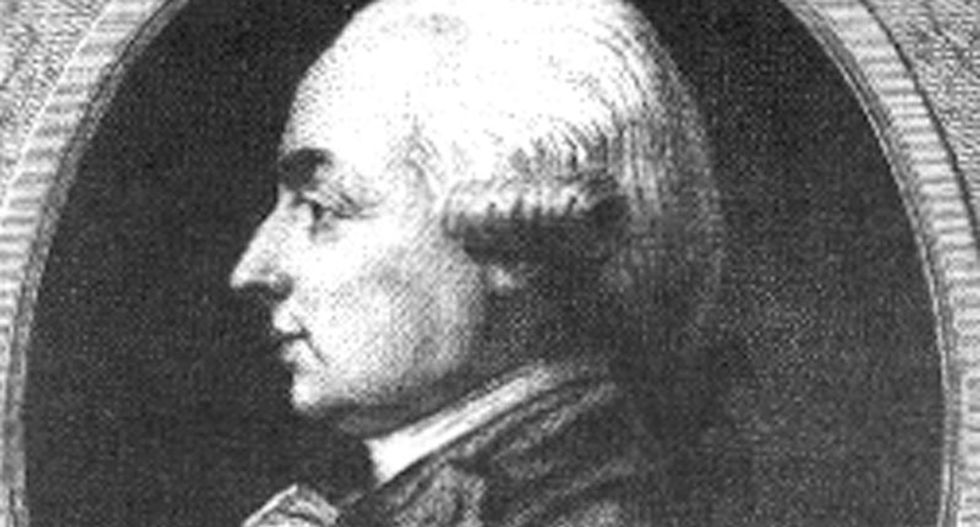 The 18th century Frenchman who understood America better than Trump