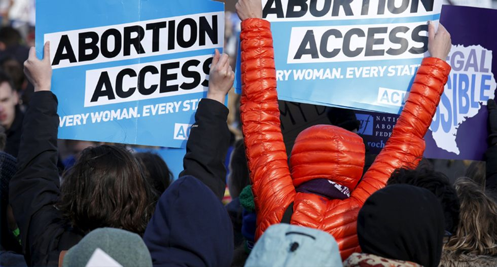 Supreme Court divided in high-stakes Texas abortion case