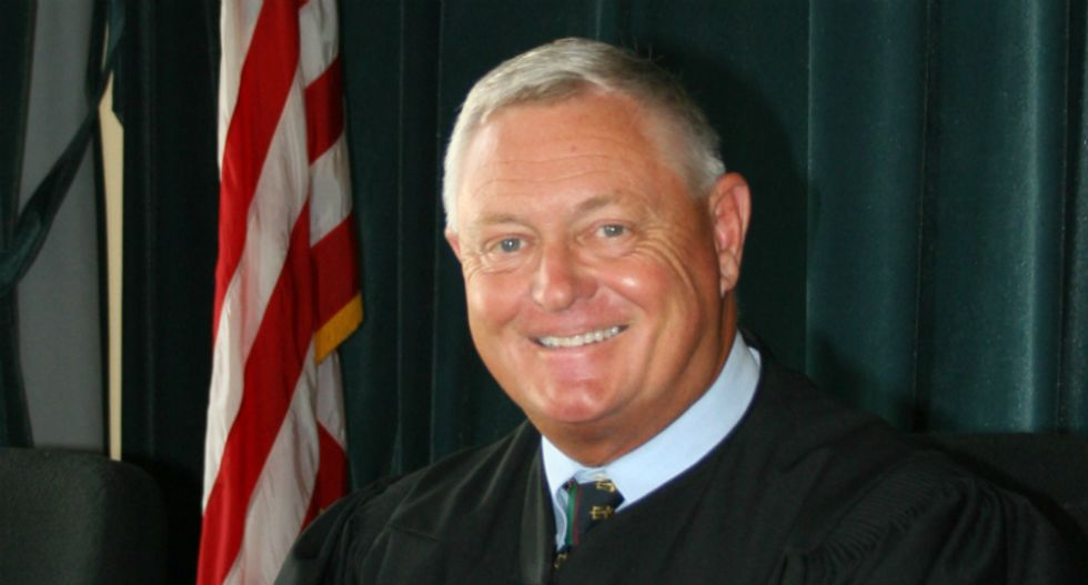 Republican North Carolina judge resigns -- and slams the GOP on the way out