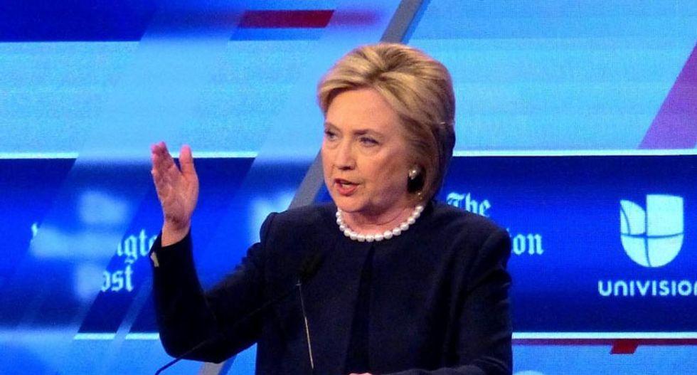 Hillary Clinton wins Maryland Democratic primary