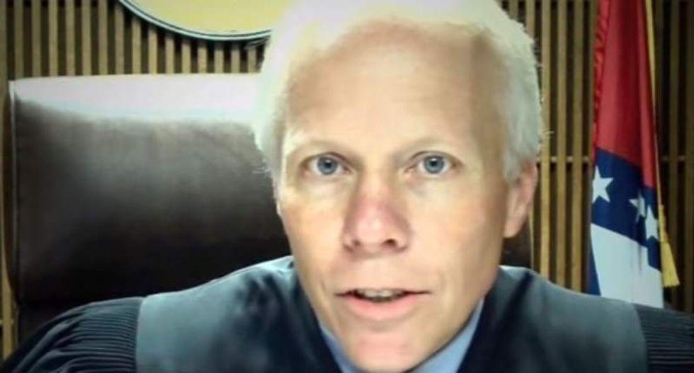 Arkansas judge's 'debtors' prison' court jailed cancer patient over unpaid bills: lawsuit