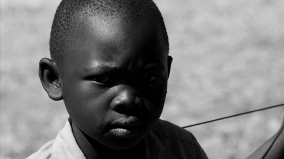 Poverty among black children 'should be considered a national crisis'