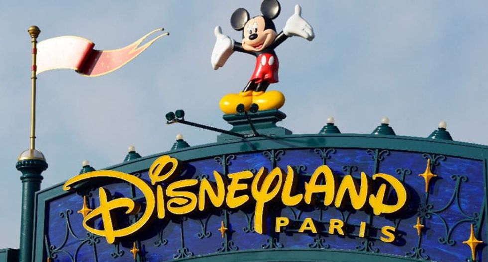 Man arrested in Disneyland Paris hotel with two handguns and a Koran: police