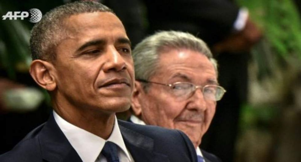 Cuba wants to sign accords with US before Obama exit - officials