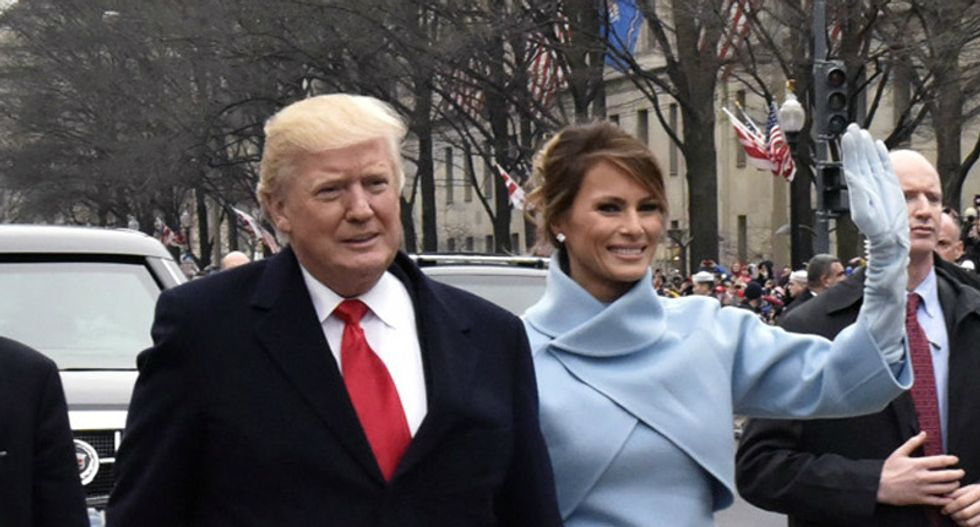 Trump's 'illegal' inauguration was a hotbed of corruption and campaign finance violations
