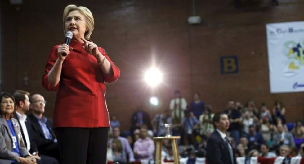 Moyers: Clinton needs to call for these two top Democrats to resign -- for her campaign's sake