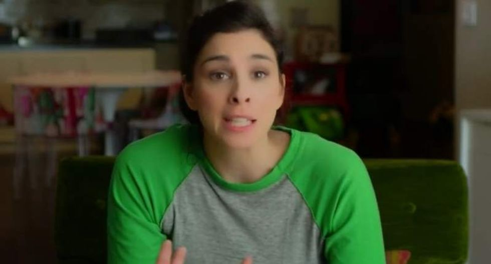 Sarah Silverman perfectly calls out Republican hypocrisy on Taylor Swift vs. Kanye West