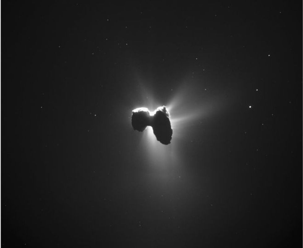 Astronomers find strange 'Manx' comet that lacks a tail and may hold clues to Earth's formation