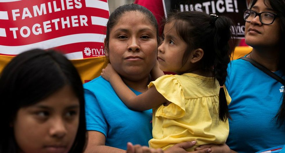 Trump officials claim they are still working to reunite 2,053 children with families