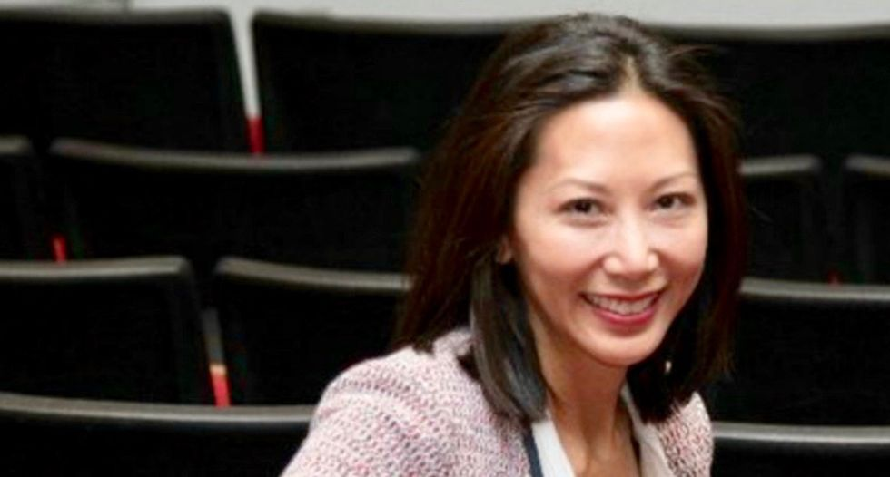 LISTEN: Woman goes on bonkers racist rant at Texas professor  -- because she's Asian-American