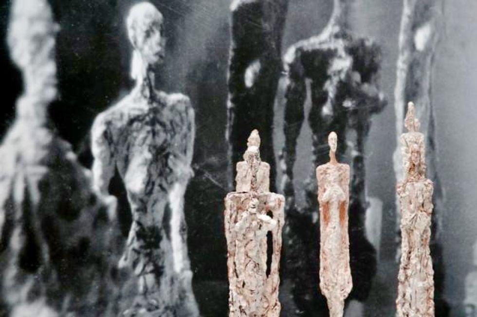 Sculptor Alberto Giacometti's Paris studio opening to public