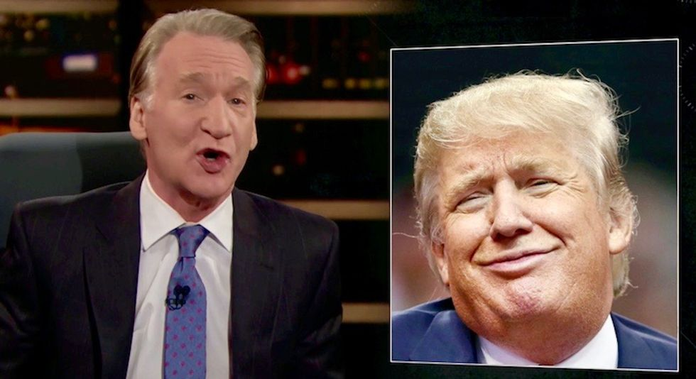'You cheap f*cks!': Bill Maher calls out liberal billionaires who won't spend to stop Trump