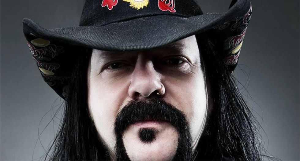 Vinnie Paul, founding member of metal band Pantera, dies at 54