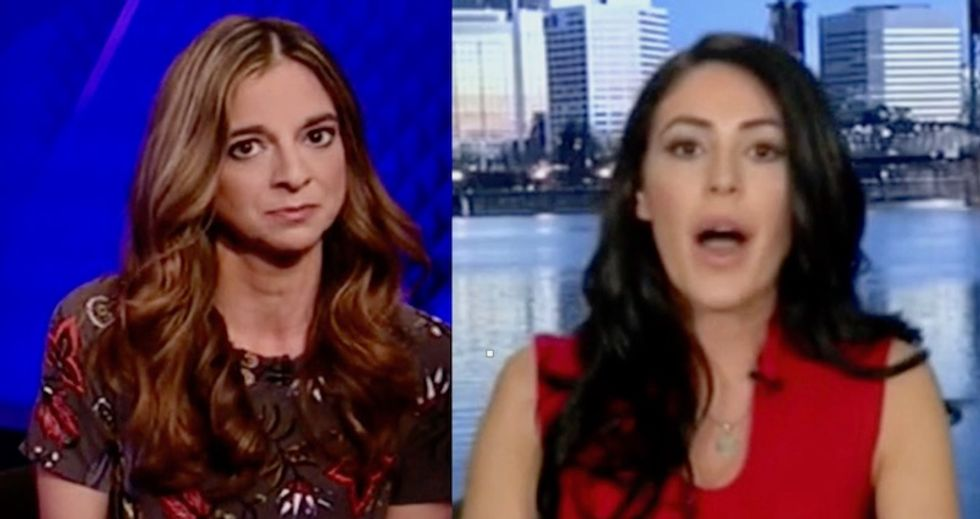 Fox News panel explodes into screeching when guest explains immigration to US is actually at lowest point in 46 years