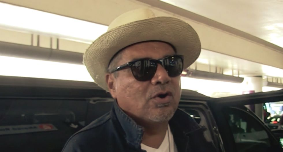 WATCH: Comedian George Lopez unloads on Americans who hate Latinos while relying on their labor
