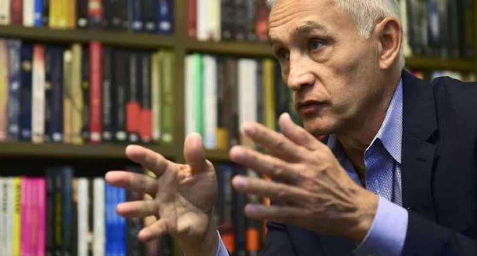 Jorge Ramos slams Trump's anti-immigrant policies: 'I don't recognize this country anymore'