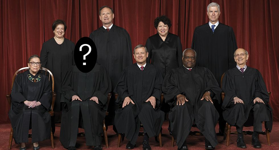 On the Supreme Court, difficult nominations have led to historical injustices