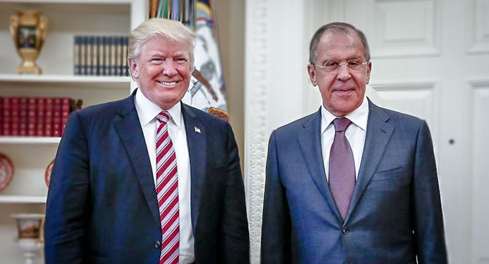 BUSTED: Trump told Russia he was not concerned about their election interference