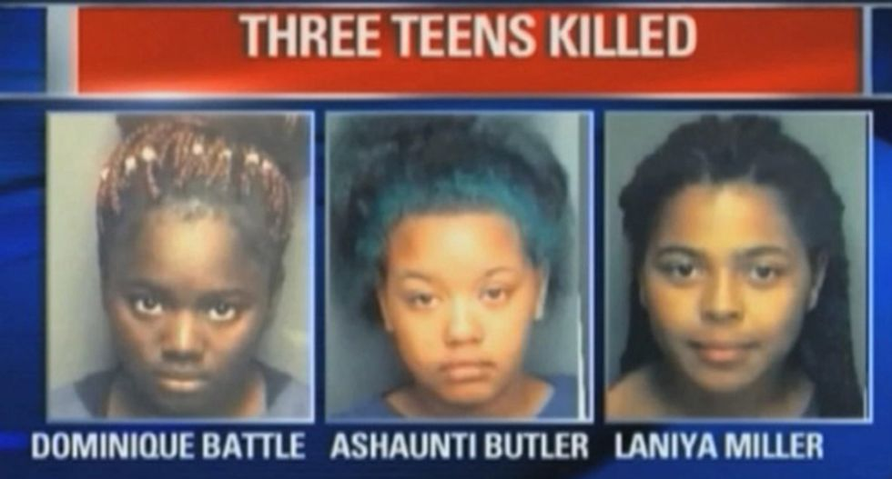 WATCH: Dash cam video shows Florida cops stood by as teens drowned in stolen car
