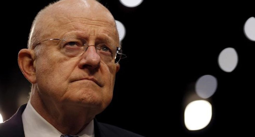 US exploring ways to disclose number of Americans caught in data grabs: spy chief