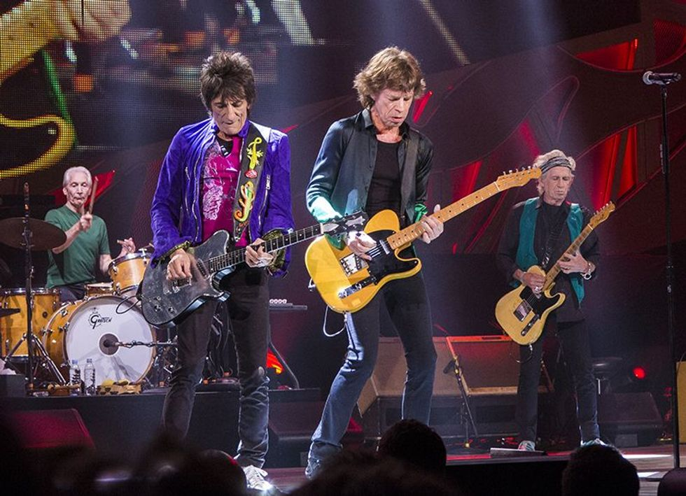 Roger Daltrey confirms megafestival with the Who, the Rolling Stones, Bob Dylan and Paul McCartney