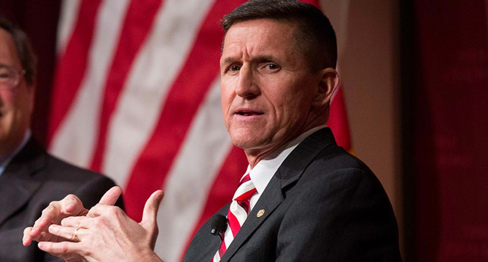 Mike Flynn 'prepared to testify against Trump and his family' in Mueller's Russia probe: report