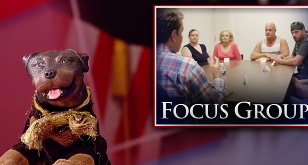 WATCH: Triumph the Insult Comedy Dog hilariously trolls Trump fans with absurd ads for the candidate