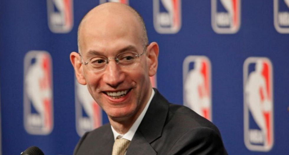 NBA commissioner vows to move 2017 All-Star game out of Charlotte if NC doesn't overturn anti-gay law