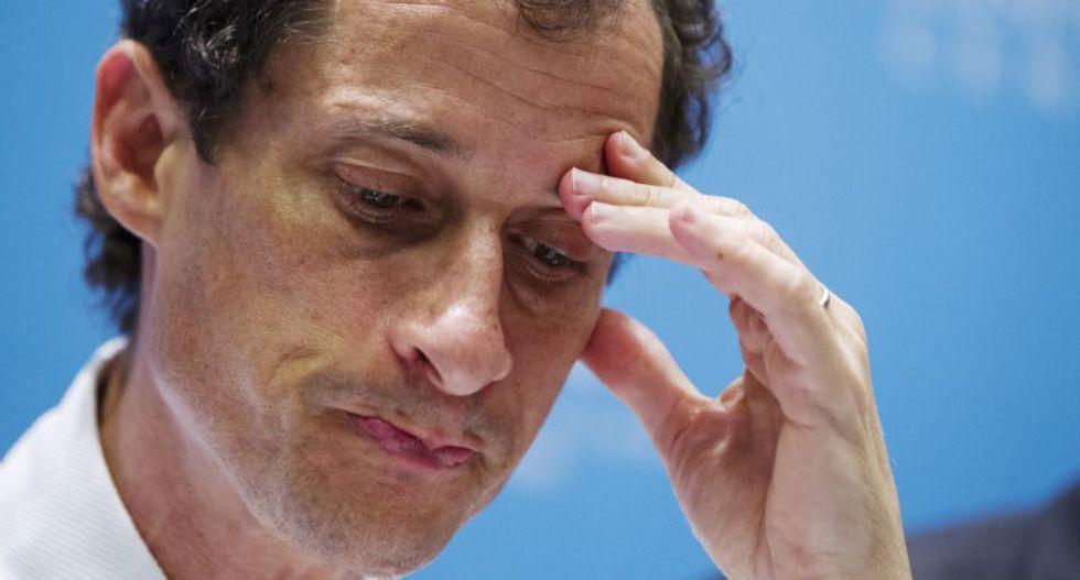 US seeks up to 27 months in prison for ex-Congressman Anthony Weiner