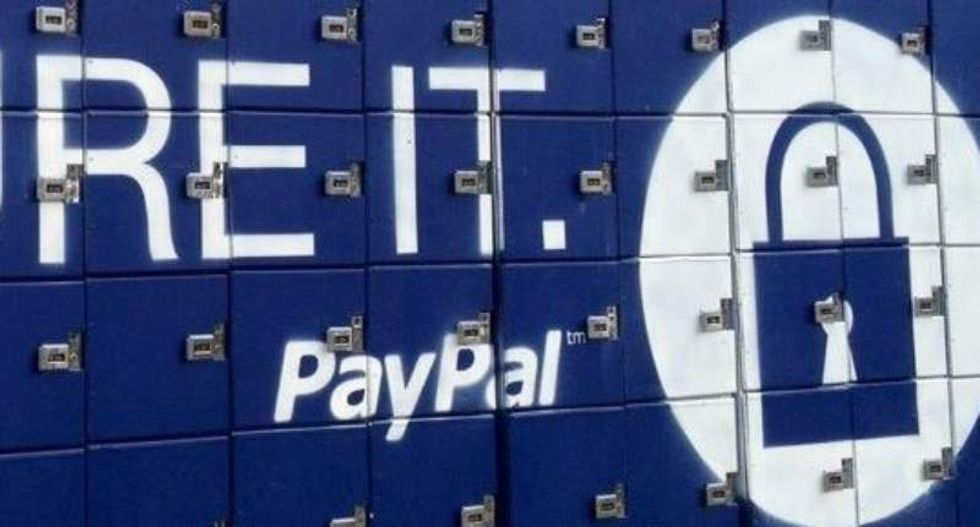 PayPal on the defensive after 'male ally' panel on gender equality is criticized online