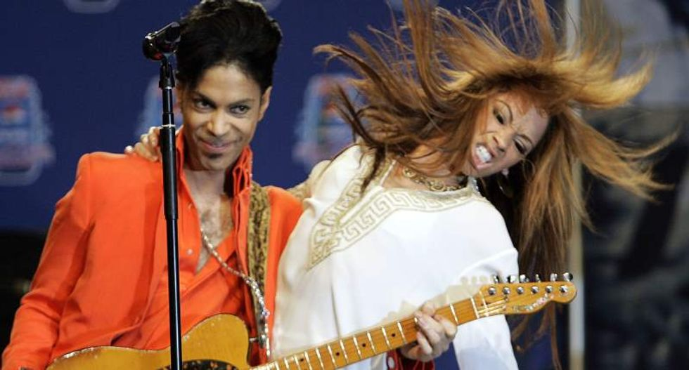 Why it's tough to find Prince's songs online -- and other musicians are thankful