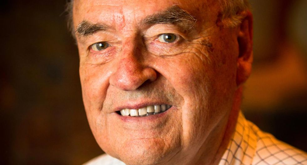 Former Sen. Harris Wofford pens moving essay on marrying a man after his wife of 48 years passed away