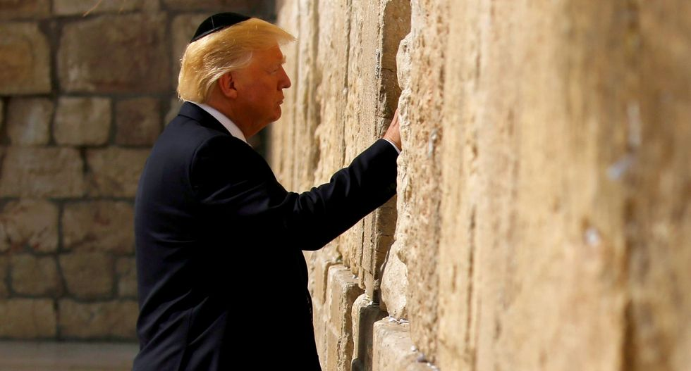 The Anti-Semite-in-Chief: Trump's obsession with Jews is about two things