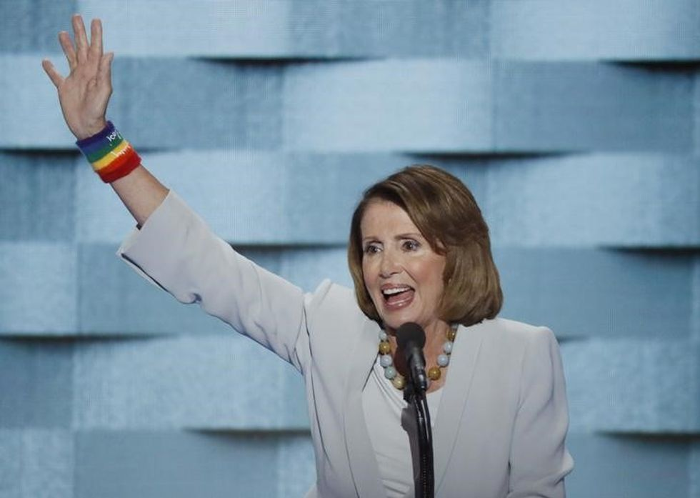 Nancy Pelosi gets 'obscene and sick' calls after hackers post personal info online