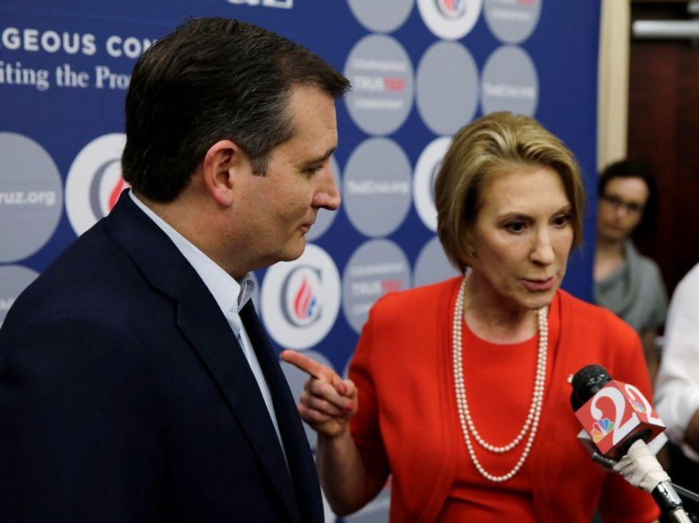 Cruz campaign vetting Fiorina as a possible VP pick: ABC News