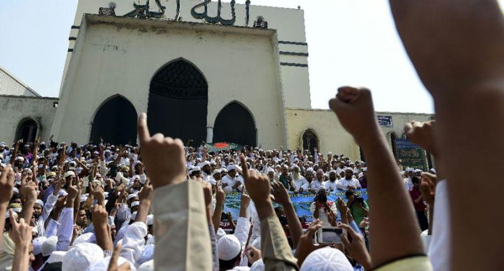 Bangladesh jails Hindu teachers for 'abusing Islam'