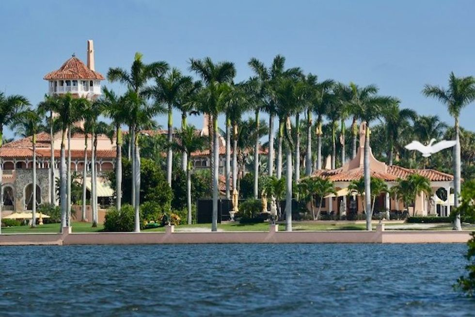 Breadlines form down the street from Mar-a-Lago as the Trump economy collapses: report