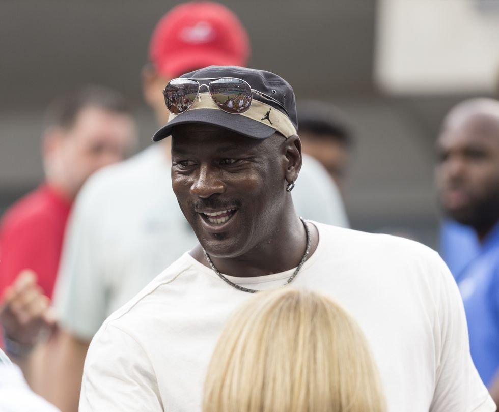 Notoriously apolitical NBA legend Michael Jordan speaks out against North Carolina's anti-LGBT law